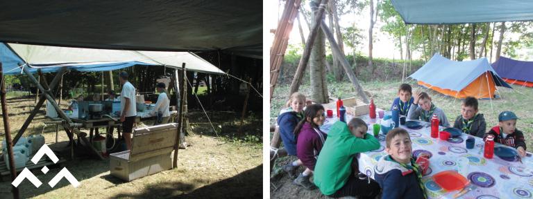 Camp louveteaux 2020