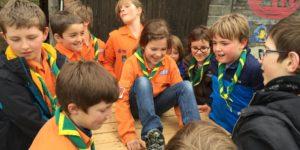 Rejoindre les jeunes scouts