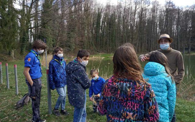 Jeux de piste scout à Altkirch